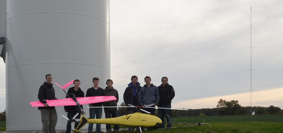 Analytical Wind Park Model
